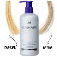 LADOR Anti-Yellow Shampoo