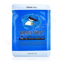 FARMSTAY Visible Difference Mask Sheet Birds Nest