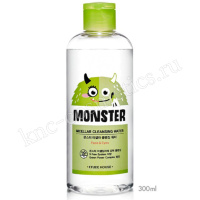 ETUDE HOUSE Monster Micellar Cleansing Water