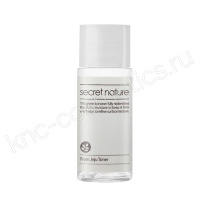 SECRET NATURE From Jeju Toner 30ml