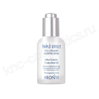 Medi Flower Aronyx Triple Effect Real Collagen Essential Serum