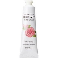 SKINFOOD Shea Butter Perfumed Hand Cream Rose Scent