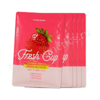 ETUDE HOUSE Fresh Cup Modeling Mask Strawberry